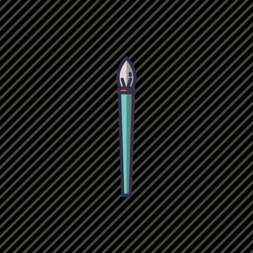 art, fountain pen, letter, message, pen, pencil, wrting icon