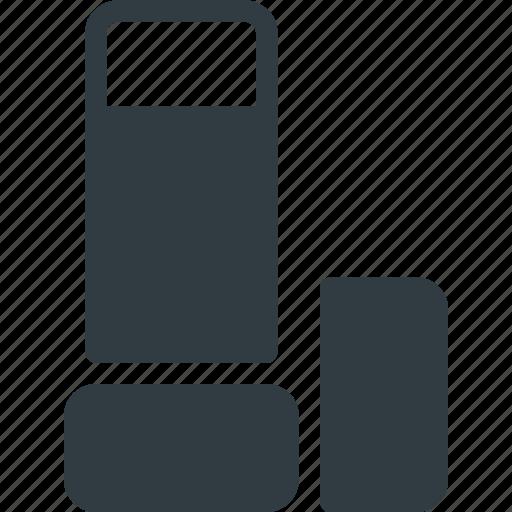 Art, craft, design, glue, paper, stick icon - Download on Iconfinder
