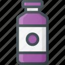 paint, tube, art, bottle icon