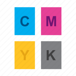 art, cmyk, color, design, graphic, light, model icon