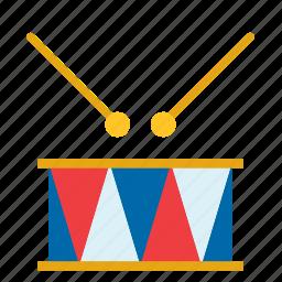 art, arts, drum, instrument, music, musical icon