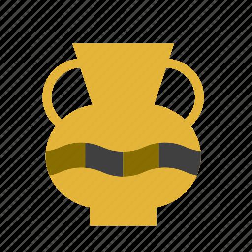 ancient, antiquity, art, arts, crafts, sculpture, vase icon