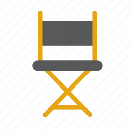 chair, cinema, director, director's, directors, filmmaking, movie icon