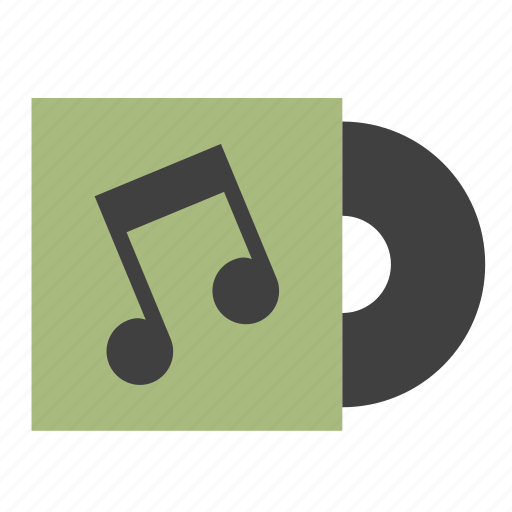 art, arts, music, musical, note, records, vinyl icon