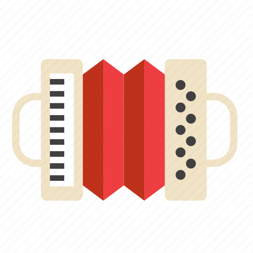accordion, art, arts, instrument, music, musical icon