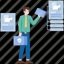 file, folder, data, document, business, office