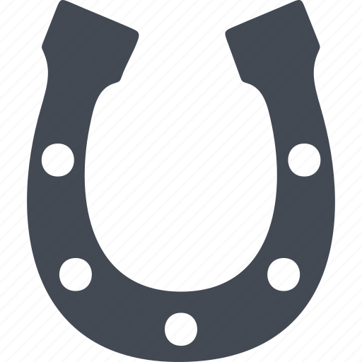 casino, horseshoe, luck, luck talisman icon