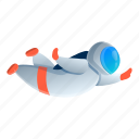 flying, hand, person, spaceman, avatar
