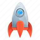 fire, rocket, space, spaceship, technology
