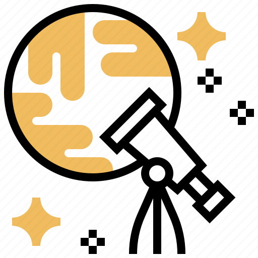 Discovery, new, planet, science, telescope icon - Download on Iconfinder