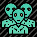 alien, extraterrestrial, paranormal, population, space