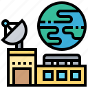 antenna, earth, radar, satellite, station