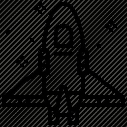 Ship, space, spacecraft, spaceship icon - Download on Iconfinder