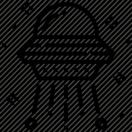alien, space, spacecraft, spaceship, ufo icon