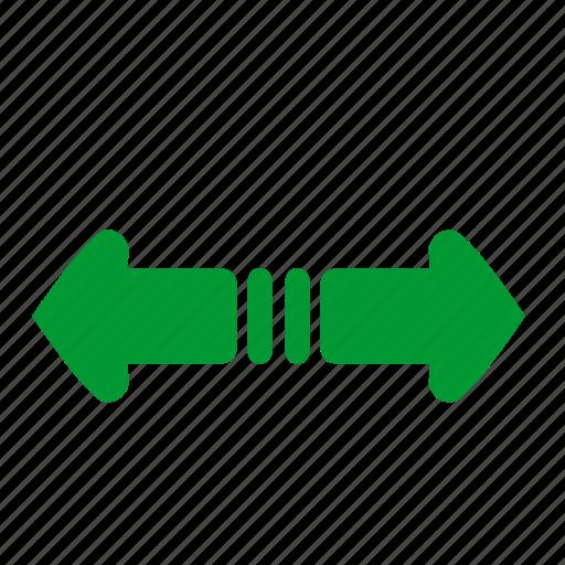 arrows, atm, horizontal, navigation, scroll, ui icon