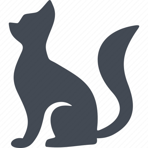 animal, cat, cats, pet icon