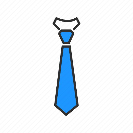 formal attire, necktie, suit, tie icon