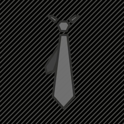 business attire, formal attire, necktie, tie icon