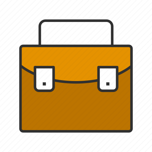 briefcase, business, files, folders icon