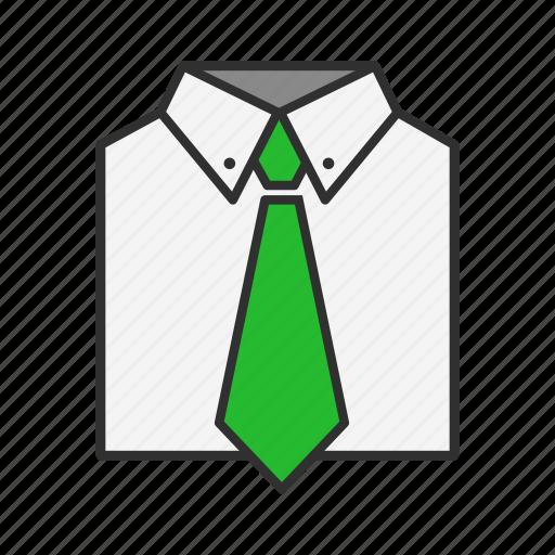 attire, business men, formal attire, suit and tie icon