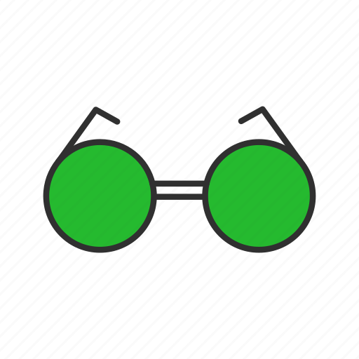 eyewear, fashion glasses, summer, sunglasses icon