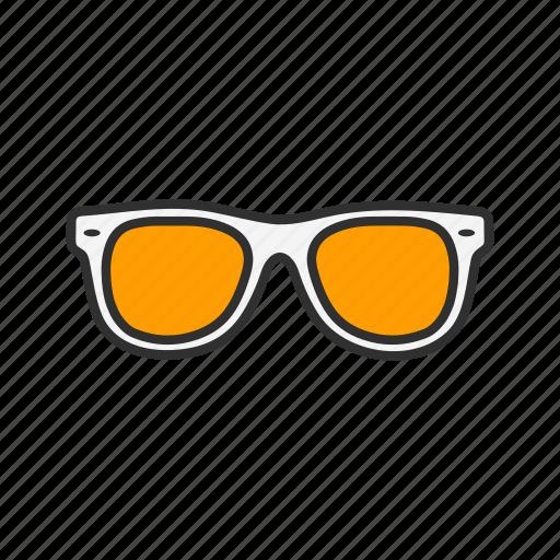 eyewear, rayban, summer, sunglasses icon