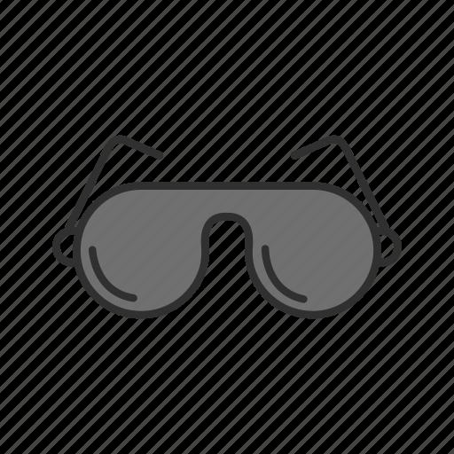 aviator, glasses, summer, sunglasses icon
