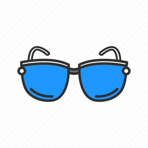 eyewear, fashion glasses, summer, sunglasses icon