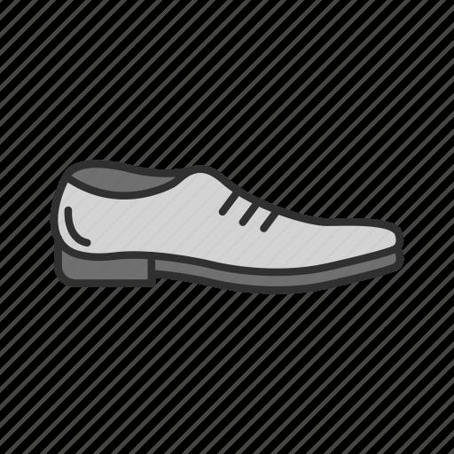 formal attire, formal shoes, men's shoes, shoes icon
