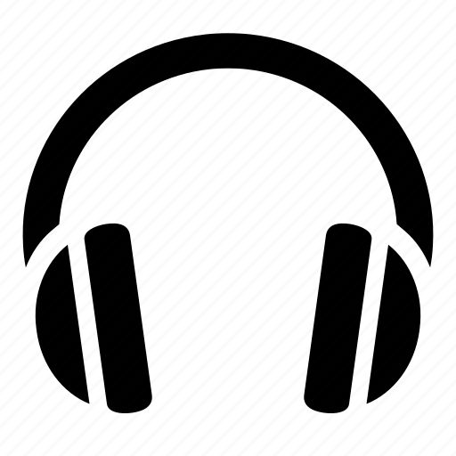 headphone, headphones, instrument, listen, music, sound icon