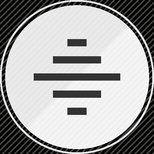 equalizer, media, music, online icon