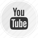 media, music, online, video, youtube icon