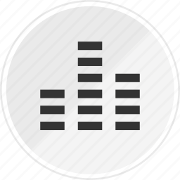 audio, beat, media, music, online icon