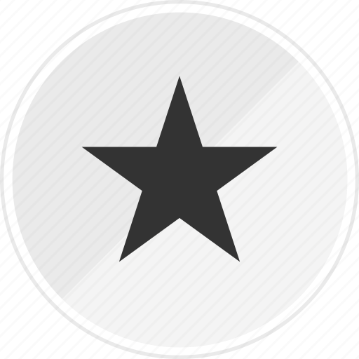 favorite, media, music, online, star icon