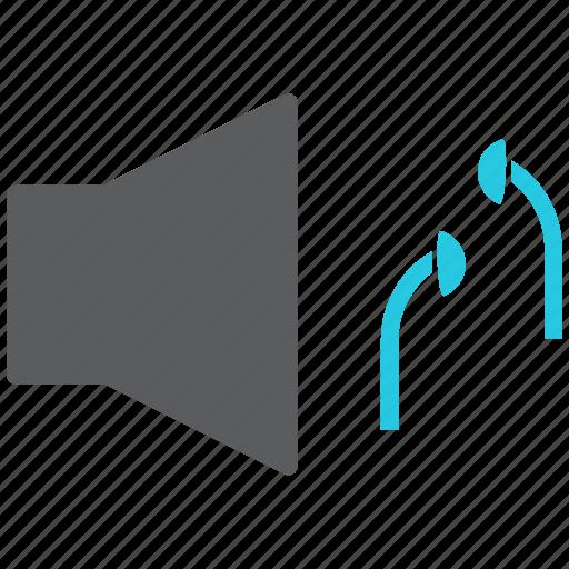 audio, connect, earphones, headphones, headset, multimedia, sound icon