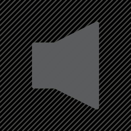 audio, control, loud, multimedia, sound, speaker, volume icon