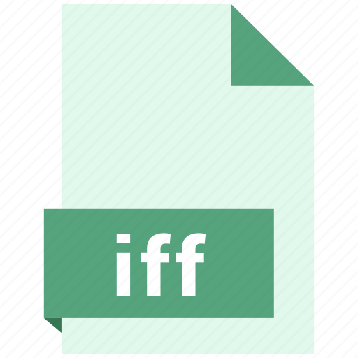 audio file format, audio file formats, file format, file formats, iff icon