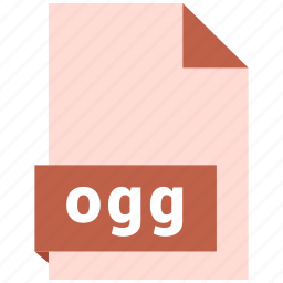 audio file format, audio file formats, file format, file formats, ogg icon