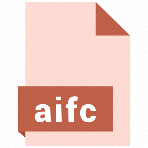 aifc, audio file format, audio file formats, file format, file formats icon