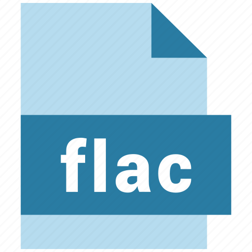 audio file format, file, flac icon