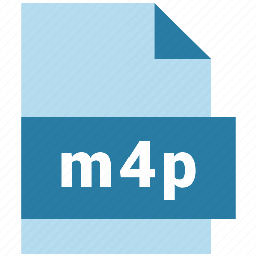 audio file format, extension, file, mp4, music icon