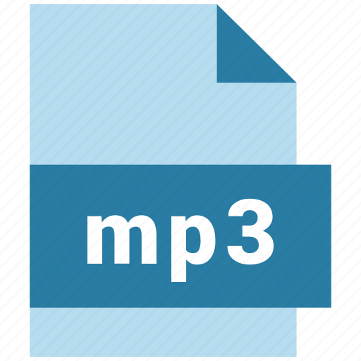 audio file format, extension, file, mp3, name icon