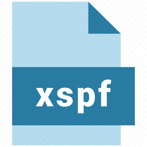audio, audio file format, extension, file, format, hovytech, xspf icon