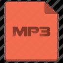 cd, file, format, mp3 icon