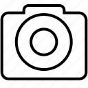 camera, image, photo, photography, picture, retro, video icon