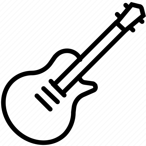 audio, electric guitar, guitar, music, orchestra, sound, string instrument icon