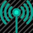 broadcast, radio, signal
