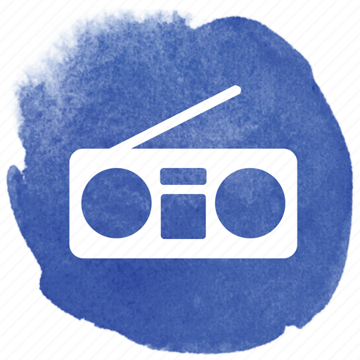 boom, boombox, listen, music, radio, sound, stereo icon