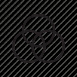chart, color, rgb, scheme, screen, web, wheel icon