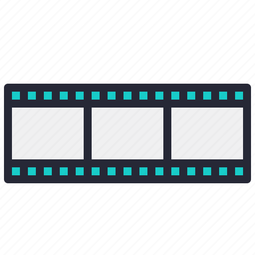 film, movie, old, photo, photography, video icon